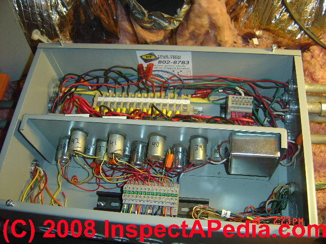 Low Voltage Electrical Wiring & Lighting Systems, Inspection