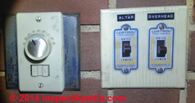 Low Voltage Electrical Wiring & Lighting Systems, Inspection ... on