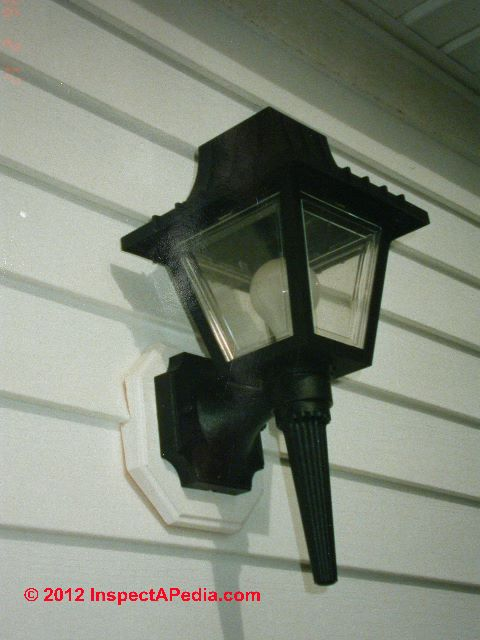 Download free software installing garage lighting outside - How to install exterior lighting ...