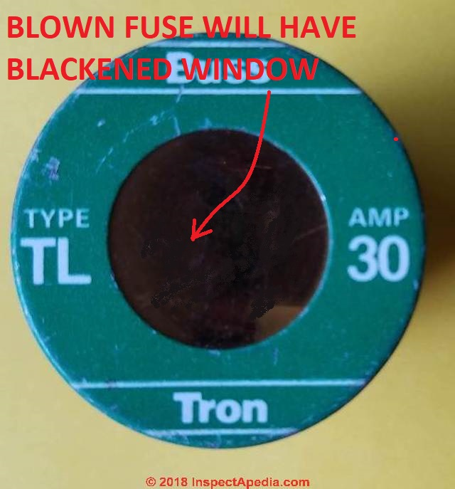 How to Replace a Blown Fuse in a fuse panel Home Fuse Box Blown on