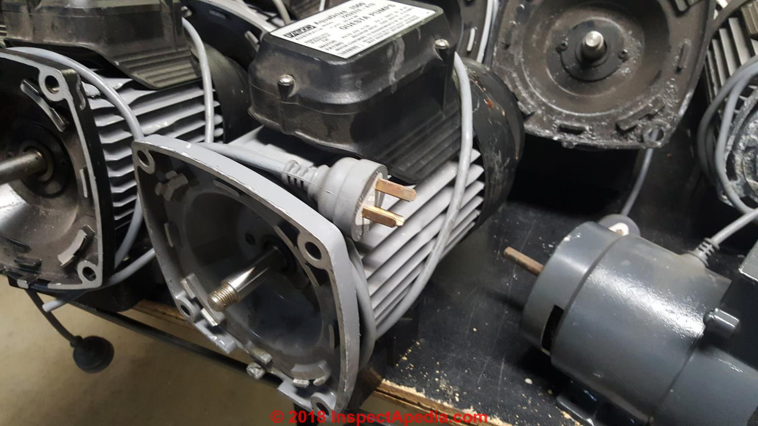 A/C Electric Motor Selection, Installation, Repair FAQs