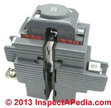 Replacement Circuit Breakers for Bulldog Pushmatic