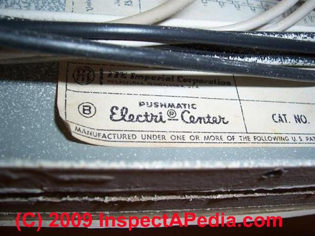 bulldog ite pushmatic circuit breakers electrical panels pushmatic bulldog circuit breaker electrical panel brands identification compatibility or interchangeability