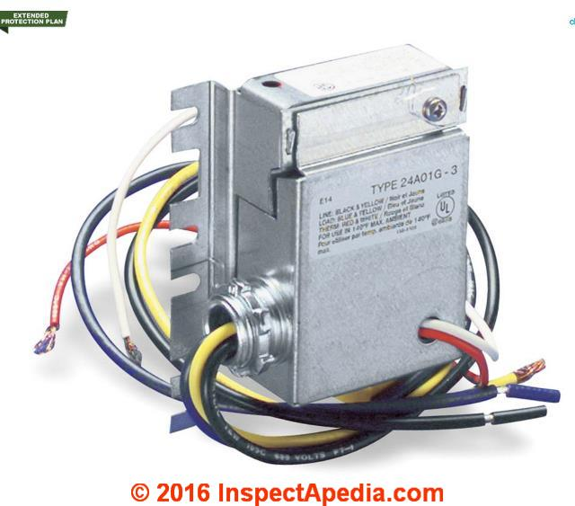 Contactors  U0026 Relay Switches  Chattering Noise Air
