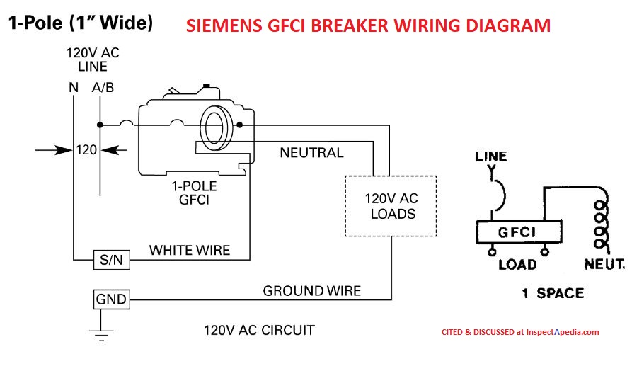 Arc Fault Circuit Interrupter Afci Installation Testing Wiring Diagram