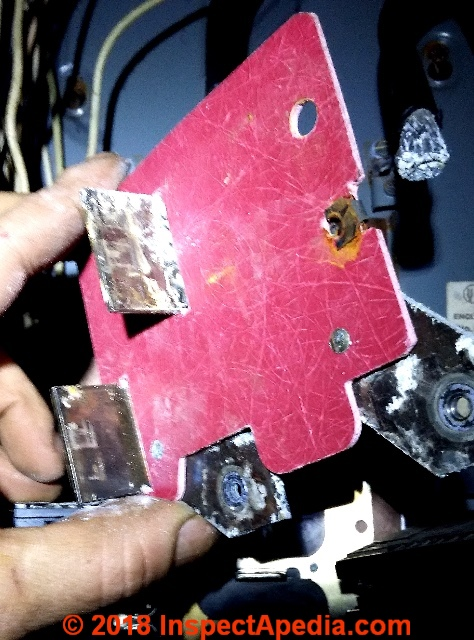 Challenger Electrical Panels Field Reports of overheating