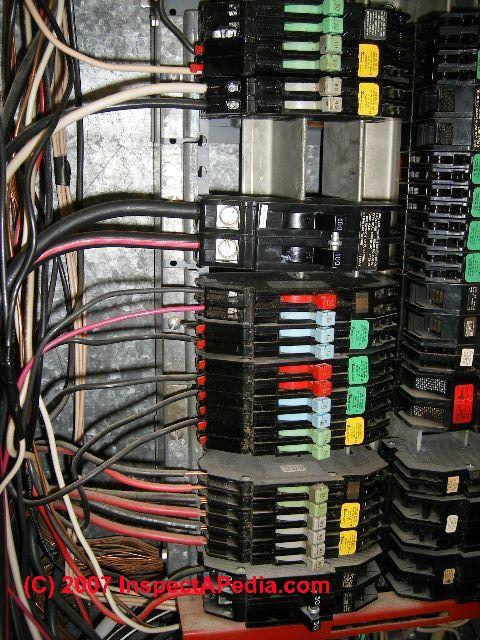 Zinsco Identification How To Identify Zinsco Amp Gte