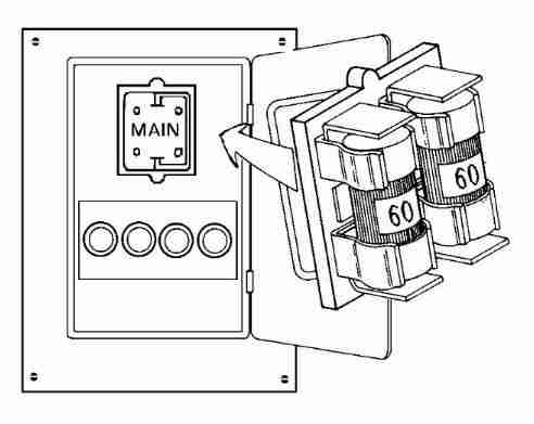 Aftermarket Switches 1336397 moreover Honda Civic 1984 Honda Civic Overheating moreover Tractor   Meter Wiring Diagram furthermore Fuses And Relay Honda Odyssey 1999 2004 further Ford  lifier Wiring Diagram. on fuse box amps
