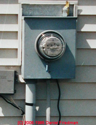 Electric Meter Inspection, Reading, Problem Diagnosis + how