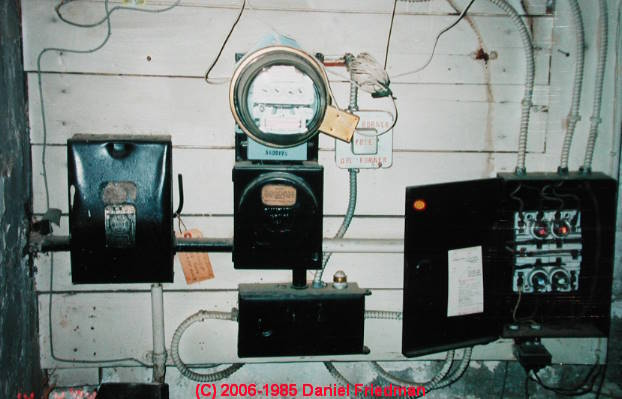 Electric Meter Inspection Reading Problem Diagnosis