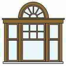 Palladian Window C Carson Dunlop Ociates