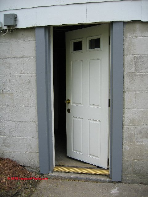 Doors exterior selecting installing best practices for Outside doors and frames