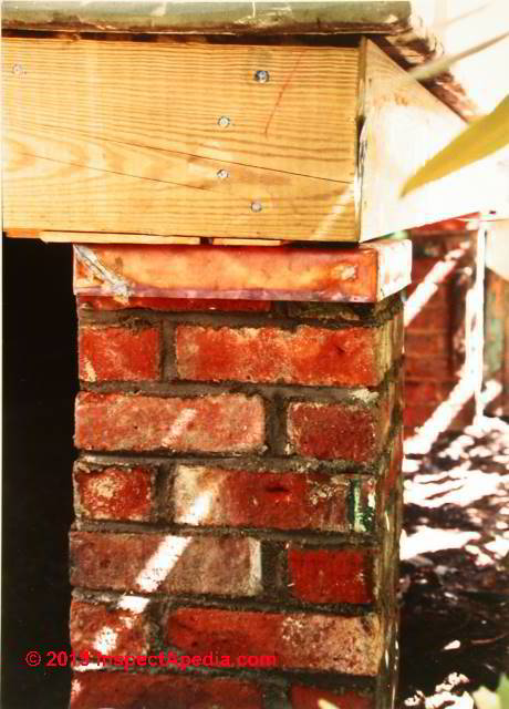 how to build a brick porch footings and slab