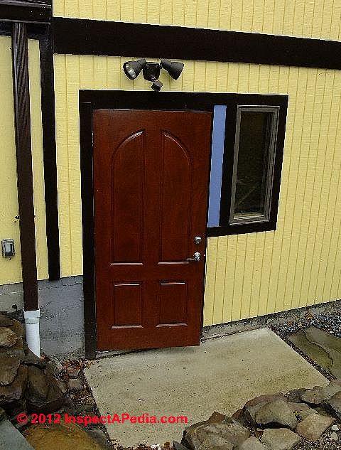 Doors Exterior Selecting Installing Best Practices