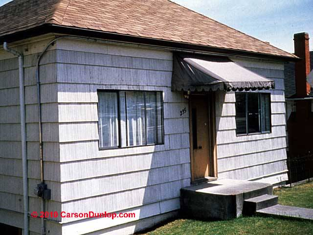 Types grades of wood siding choices installation