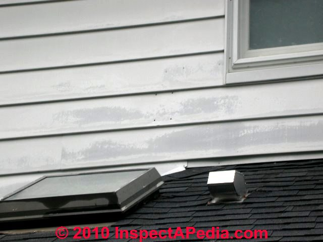 Building Siding Types Defects Installation