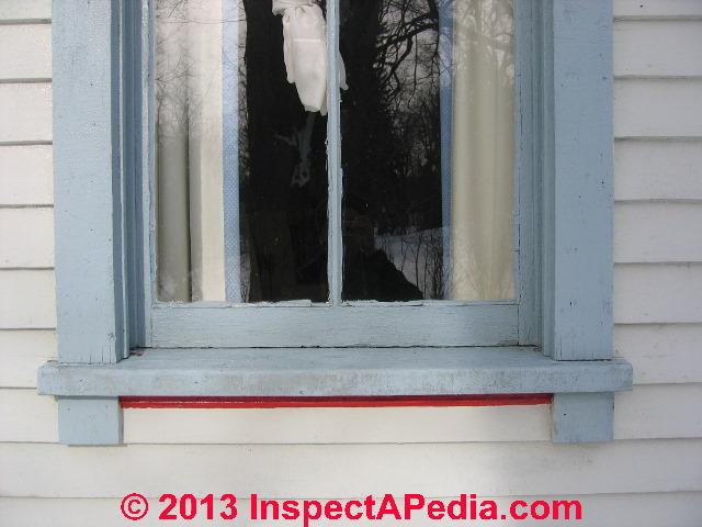 Two Over Large Pane But Antique Window Sash New York Daniel Friedman