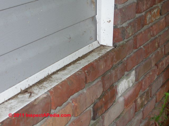 Brick Wall Damage Repair Repair Approaches For Bulged Cracked Loose Spall