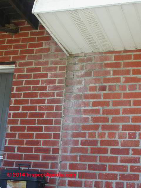 Stains on brick surfaces how to identify clean or - How to clean house exterior before painting ...