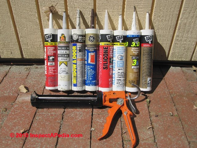 how to use exterior caulks sealants for buildings