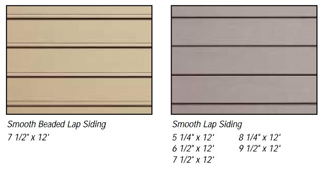 7 Popular Siding Materials To Consider: How To Identify The Brand Of Fiber Cement Siding, Photos
