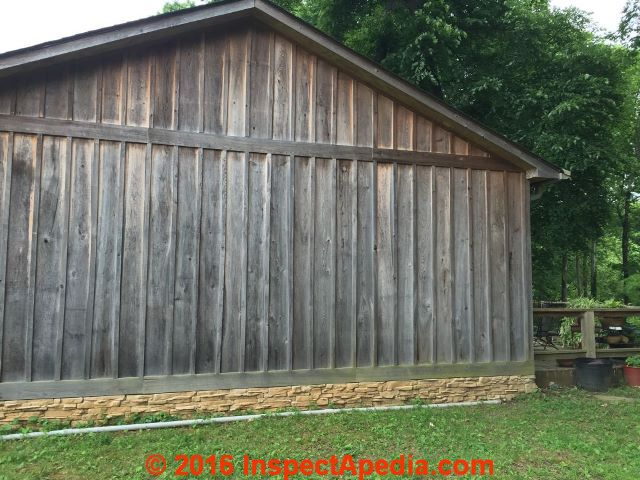 Cleaning Painted Wood Siding Northwest Arkansas Wood