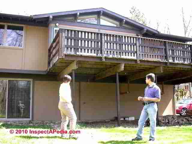 How To Prepare Concrete Deck Piers Amp Footings Construction