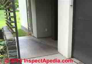 Dryvit weep screed (C) InspectApedia EW