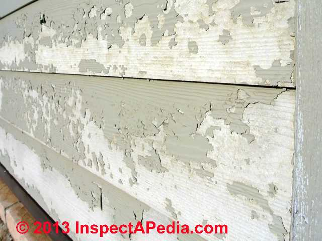 Painting Advice For Asbestos Cement Fiber Shingles Or Wall Lap Siding