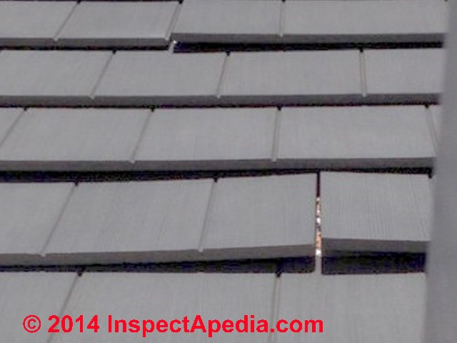 Fiber Cement Siding Curling Or Lifting At Joints Amp Ends