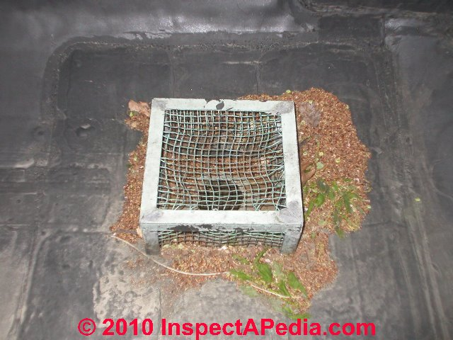Roof Drainage Requirements Amp Specifications How To