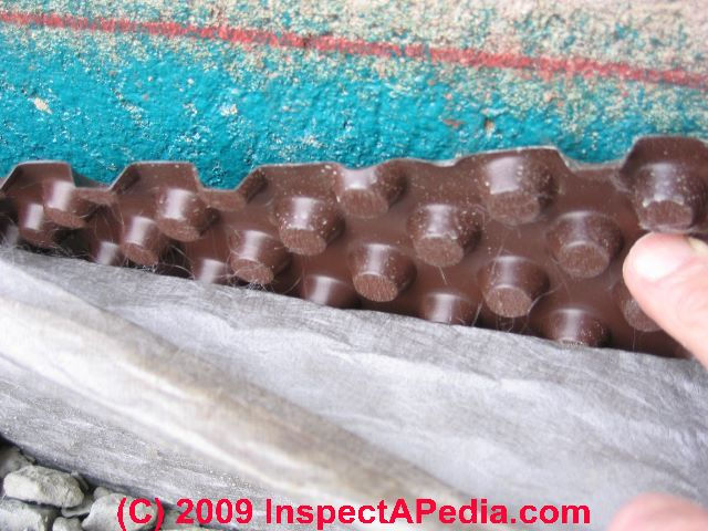 sealing foundation walls d roofing vs waterproofing