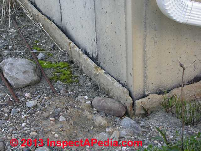 Buckled Foundations Caused By Building Insulation Solar Age Magazine