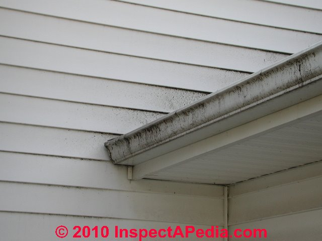 Roof Gutters Amp Downspouts Inspection Diagnosis Repair
