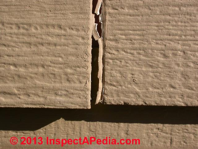 Fiber Cement Siding Clearance Gap Amp Caulking