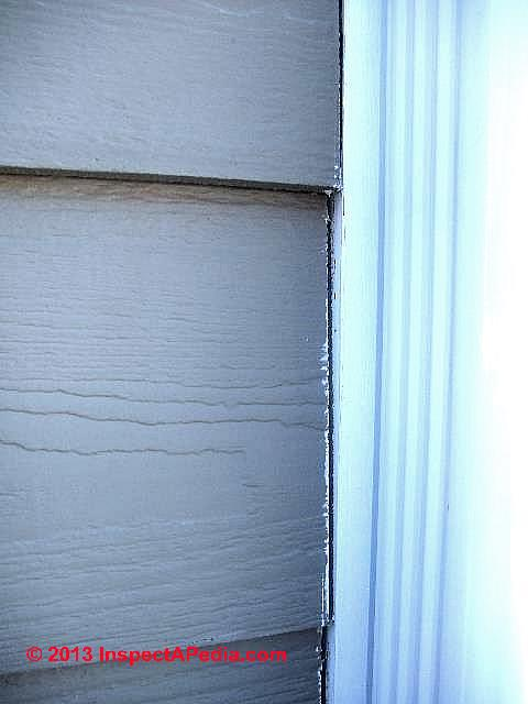 Fiber Cement Siding Defects How To Troubleshoot Fiber