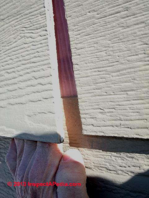 Fiber Cement Siding Repair Advice Amp Specifications How To