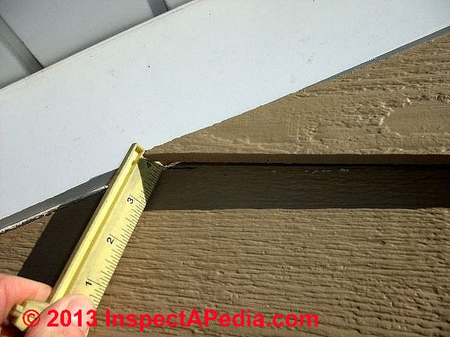 Fiber Cement Siding Repair Advice Amp Specifications How To Repair Fiber Cement Lap Siding Butt