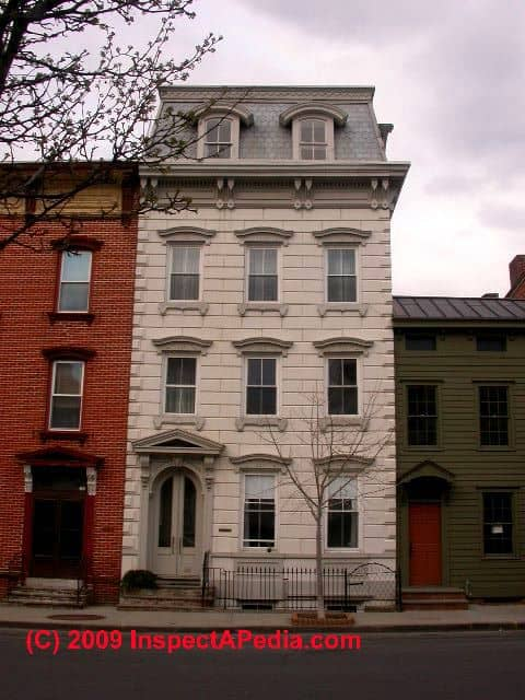 Architectural styles a photo guide to residential for Building a victorian house