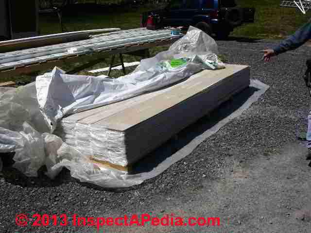 Fiber Cement Siding Moisture Levels Wetness How To