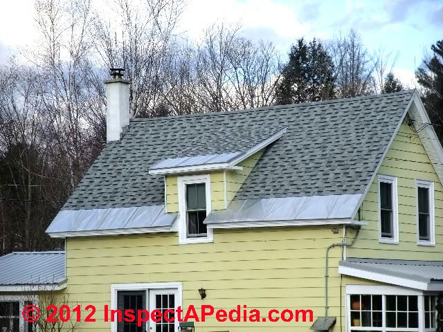 Roof Gutters Snow Amp Ice Damage