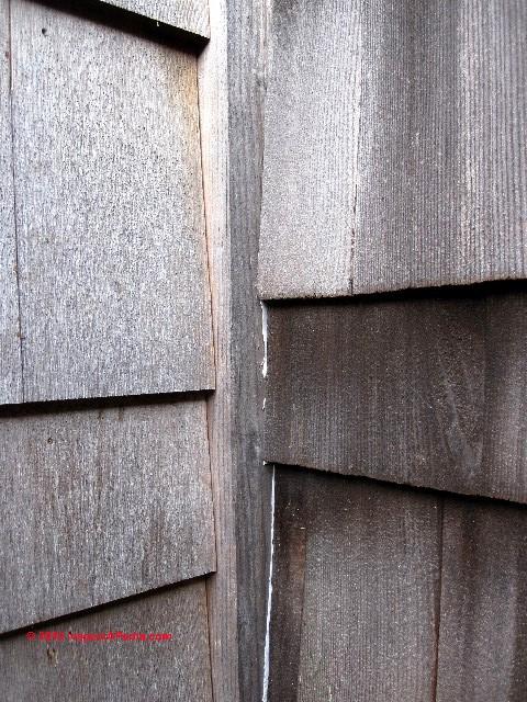Guide To Wood Shingle Siding Installation Wood Shingle Types Wood Shingle Nailing Shingle