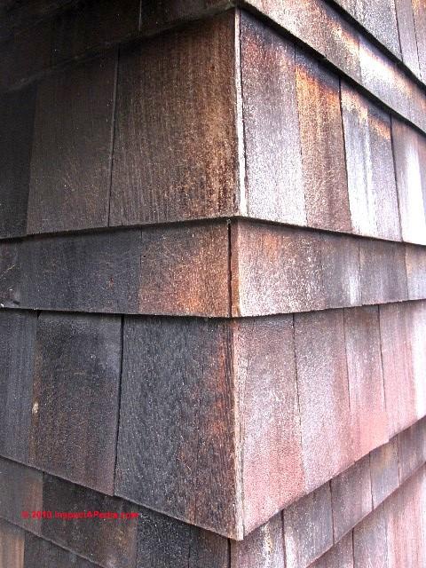 Guide To Wood Shingle Siding Installation Wood Shingle