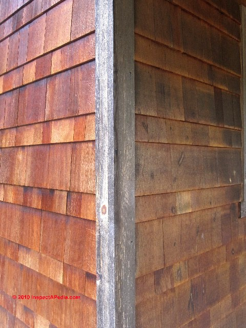 Guide To Wood Shingle Siding Installation Wood Shingle
