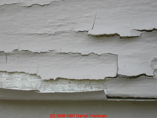 paint analysis peeling paint diagnosing and preventing