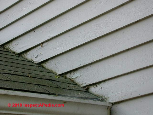 Roof Siding Flashing Amp No Kick Out Flashing On Metal
