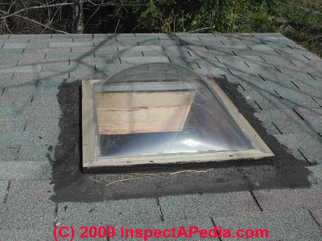Roof Repair using Roof Sealants, Mastics, Coatings
