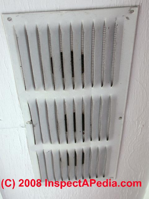 Soffit Intake Vents How To Install Soffit Intake Vents To