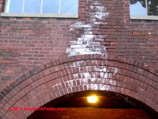 Structural Brick Wall Damage Amp Repair Bulged Cracked
