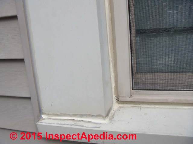 Siding Leak Troubleshooting Diagnose, repair or prevent leaky siding